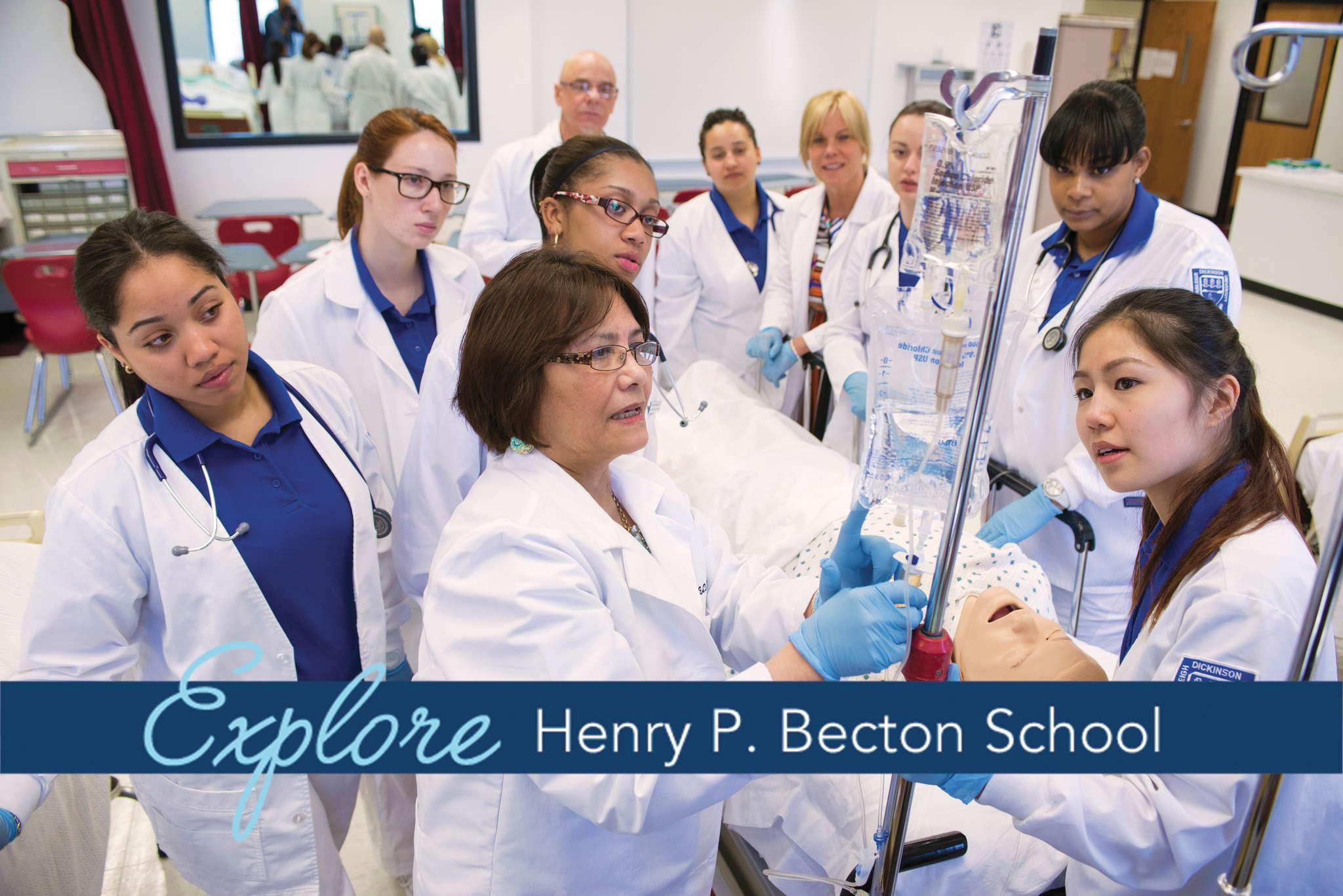 Henry_P_Becton_Nursing_banner