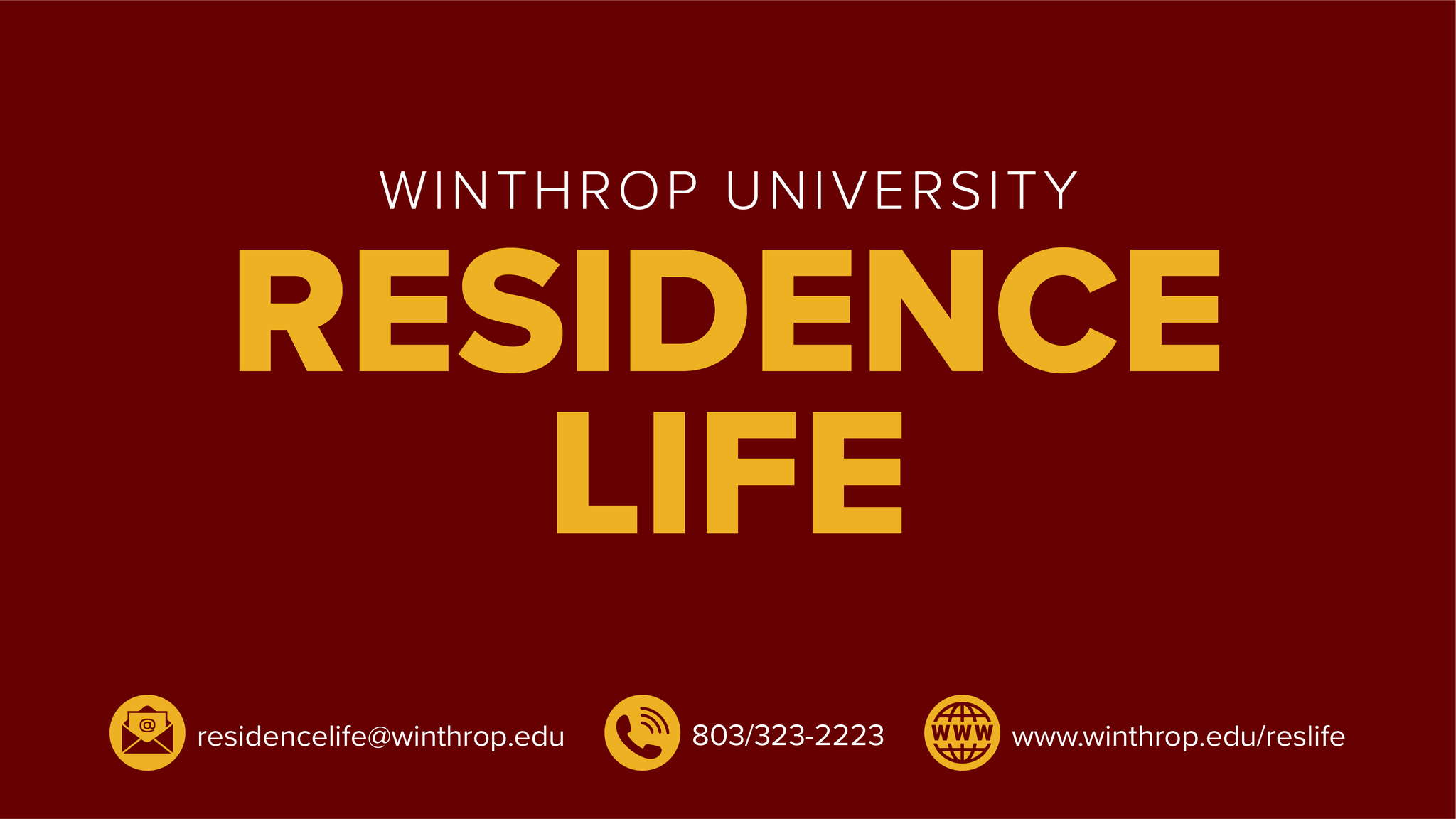 VWD_-_Residence_Hall_GFX_Welcome_Slide