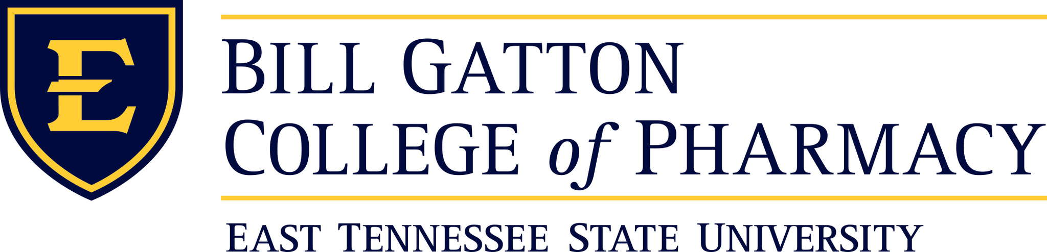 East Tennessee State University - Bill Gatton College of Pharmacy VCE